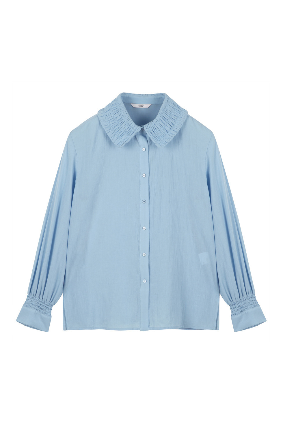 OVERSIZED COLLAR SHIRTS