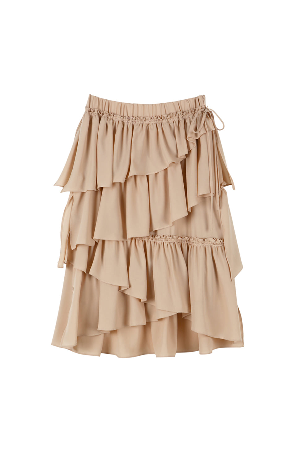 CAN CAN SKIRT - BEIGE