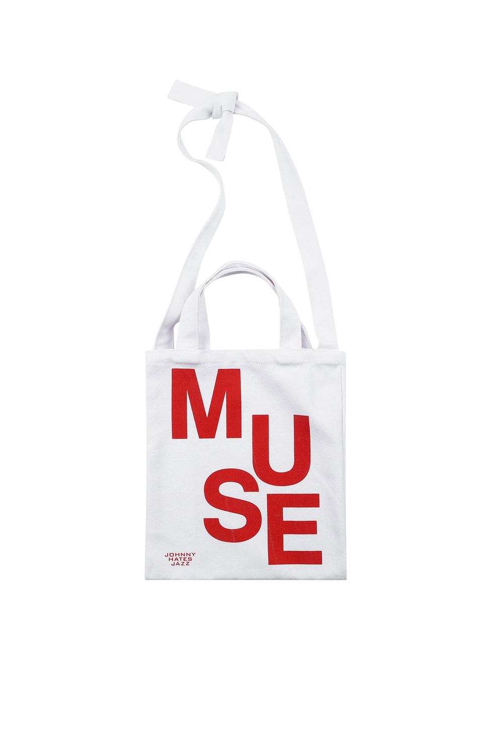 COTTON MUSE BAG