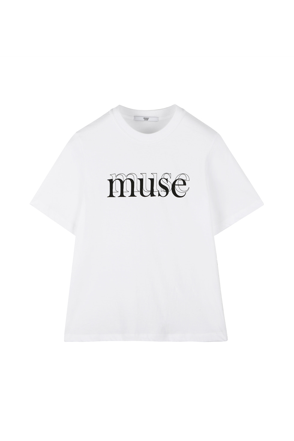 MUSE T-SHIRTS - WHITE