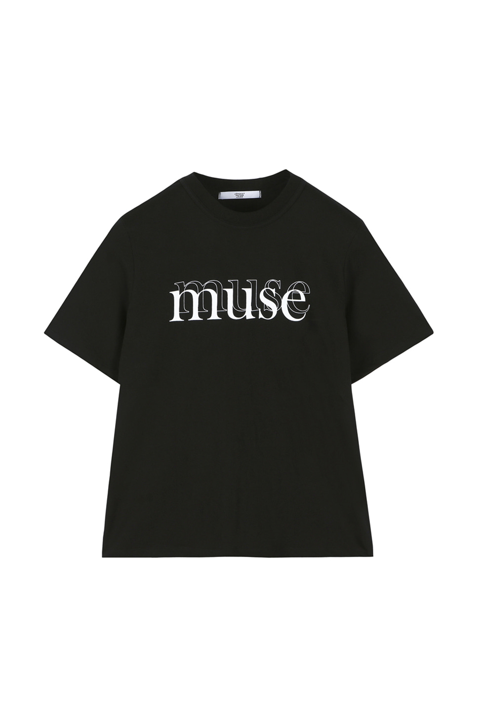 MUSE T-SHIRTS - BLACK