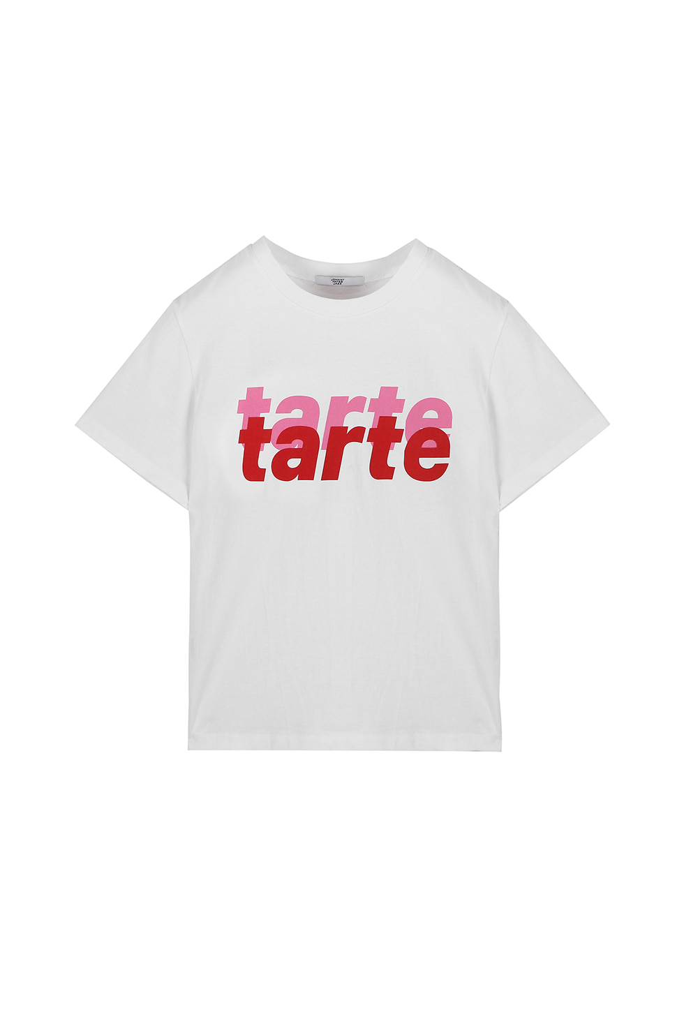 'TARTE' T-SHIRTS - WHITE