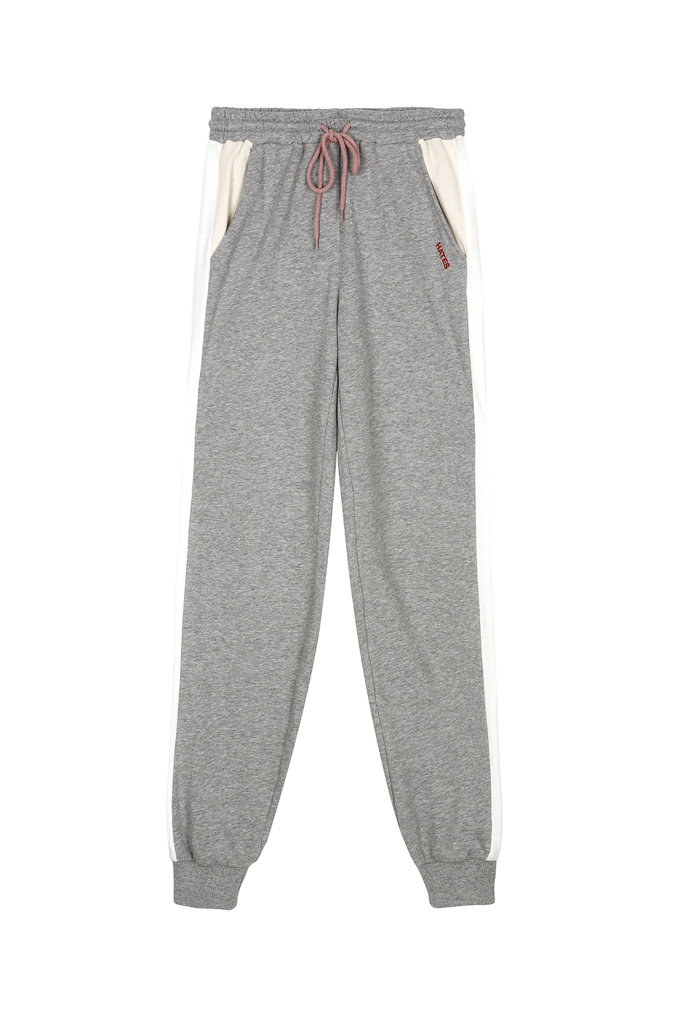 HATES JERSEY PANTS - GREY