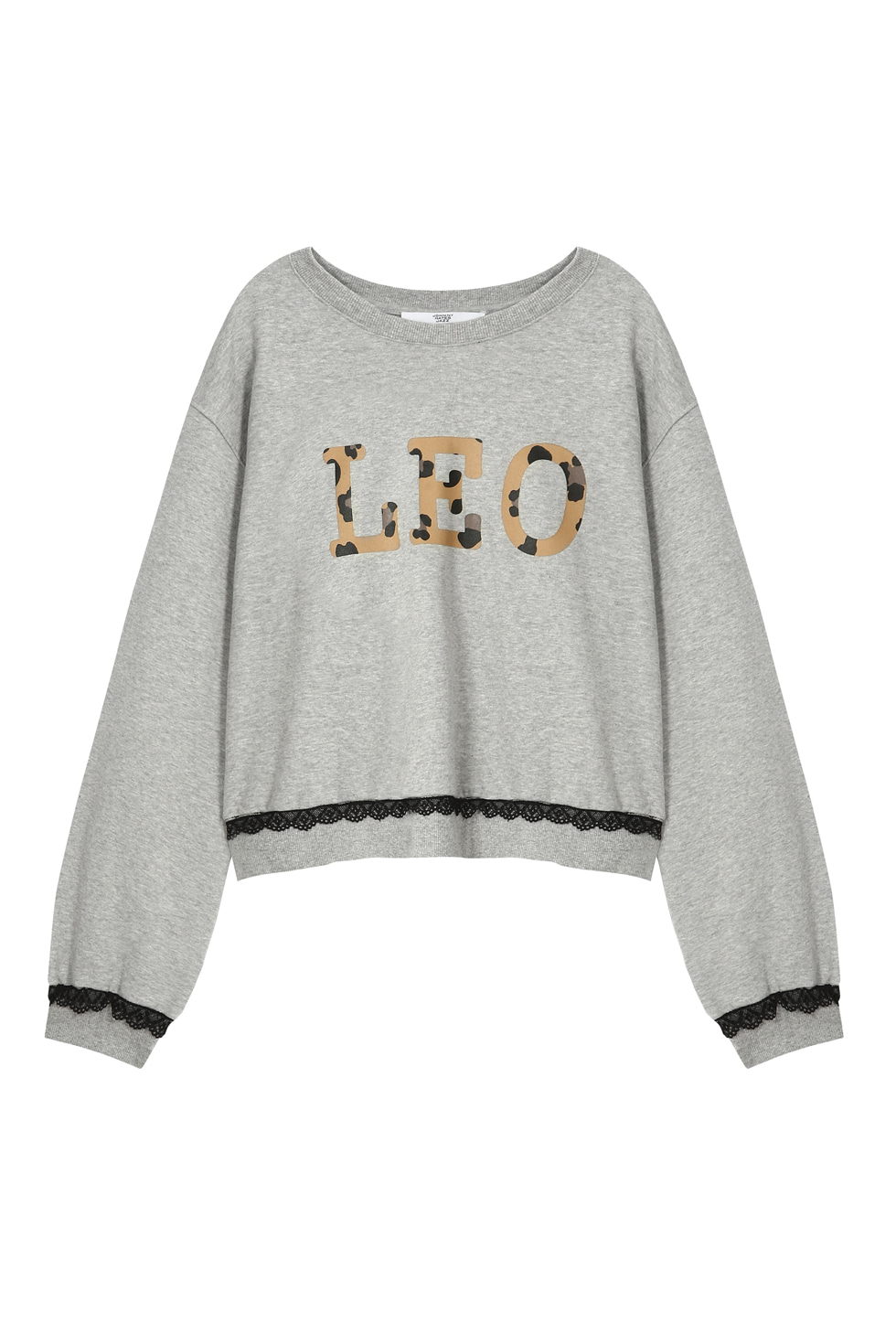 LEO PULLOVER - GREY